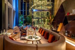 Bangkok: MahaNakhon Sky Bar 3 and 4-Course Luxury Set Dinner