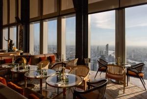 Bangkok: MahaNakhon Sky Bar Weekday Lunch