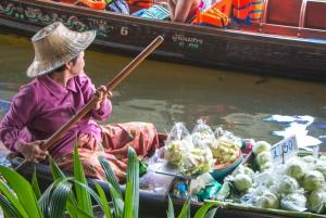 Bangkok: Private Car Hire to Damnoen Saduak Floating Market
