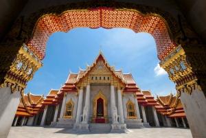 Bangkok: Private Half-Day Temple Tour