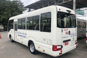 Bangkok: Private Mini-Coach Rental with Guide