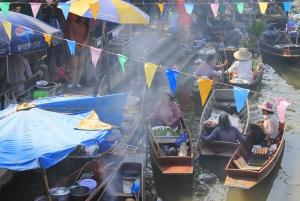Bangkok: Private Tour to Thaka Floating Market