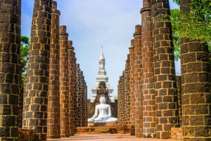 Bangkok: Private Transfer to Ancient City & Erawan Museum