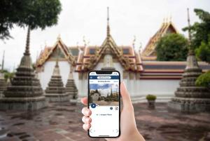 Bangkok: Reclining Buddha (Wat Pho) Self-Guided Audio Tour
