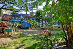 Bangkok Slum Foundation, Market and Lizard Private Tour