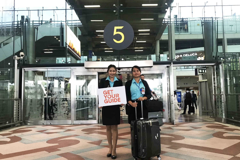 Bangkok Suvarnabhumi Airport: VIP Fast-Track Service