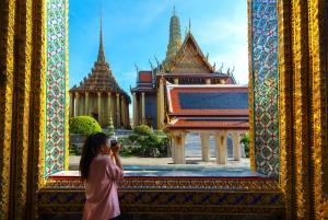 Bangkok: Thai Baht Coin Monuments Tour