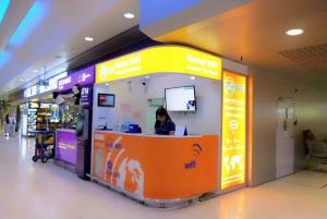 Bangkok: Unlimited 4G Portable Pocket Wi-Fi Rental