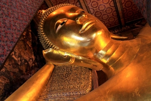 Best Of Bangkok: Temples & Long-tail Boat Tour with Lunch