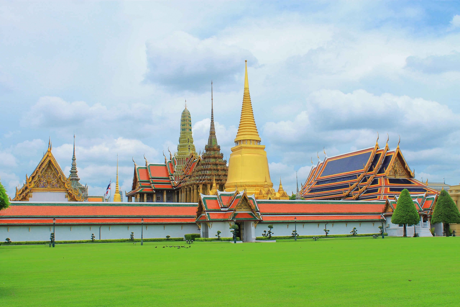 Best Of Temples & Long-tail Boat Tour with Lunch