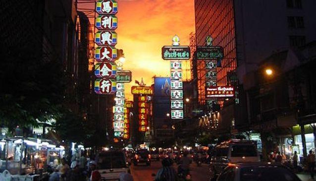 China Town (Yaowarat Road)