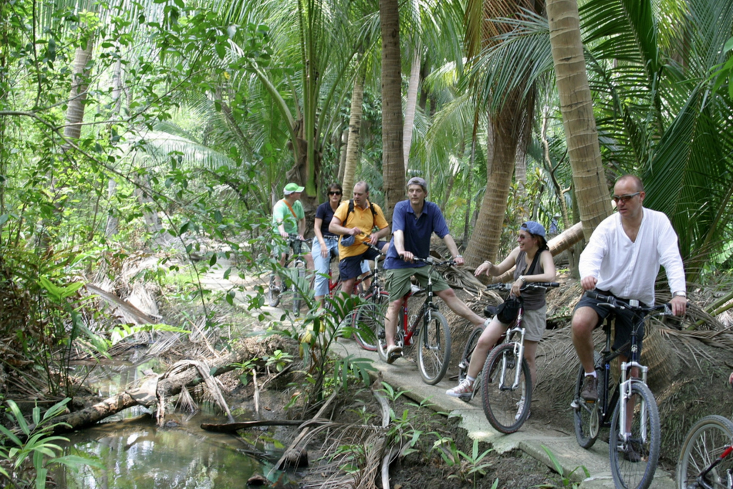 Colors Of 4-Hour Small Group Bike Tour