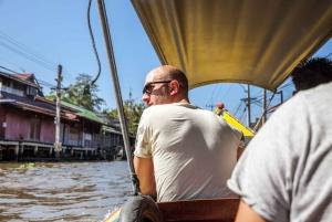 Damnoen Saduak Floating Market 6-Hour Tour
