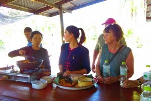 Damnoen Saduak Tour and Authentic Thai Cookery Class