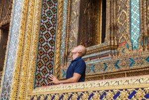 Flexi Walking Temple Tour: Grand Palace, Wat Pho, Wat Arun