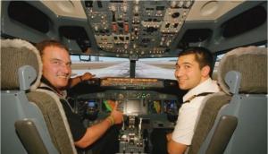 Flight Experience Flight Simulator
