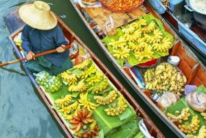 Floating Markets Amphawa & Thaka: Private Weekend Tour