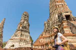 From Ayutthaya Historical Park Small-Group Day Trip