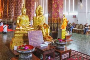 From Bangkok: Ayutthaya Day Tour by Bus & Boat