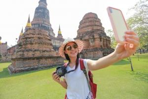 From Bangkok: Ayutthaya Historical Park Small-Group Day Trip