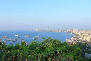 From Bangkok: Day Trip to Pattaya City & Sanctuary of Truth