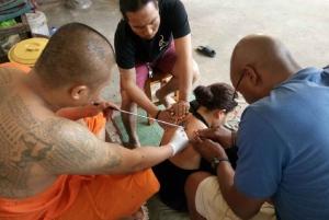 From Bangkok: Holy Tattoo Experience at Wat Bang Phra