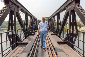 From Bangkok: Kanchanaburi Highlights 1-Day Small Group Tour
