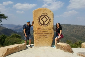 From Bangkok: Khao Yai National Park and Thai Cooking Class