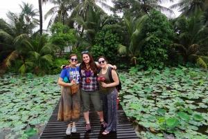 From Bangkok: Mahasawat Canal and Organic Fruit Farm Tour