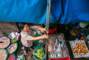 From Bangkok: Private Car Hire to Maeklong Railway Market