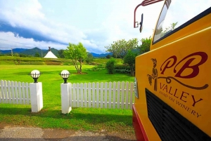 From Bangkok: Private Khao Yai Valley Instagram Day Tour