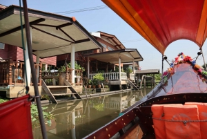 From Bangkok: Private Nonthaburi Cultural Experience & Tour
