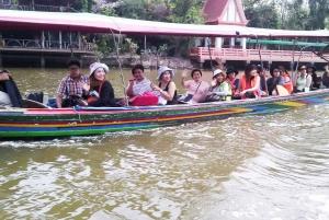 From Chachoengsao Tour w/ Bang Pakong River Cruise