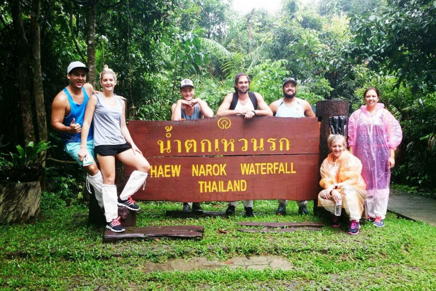 From Khao Yai National Park and Thai Cooking Class