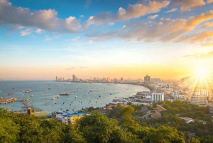 From Pattaya City Day Trip with Private Driver