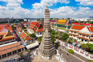 Grand Palace, Wat Pho & Wat Arun: Flexi Private Temple Tour