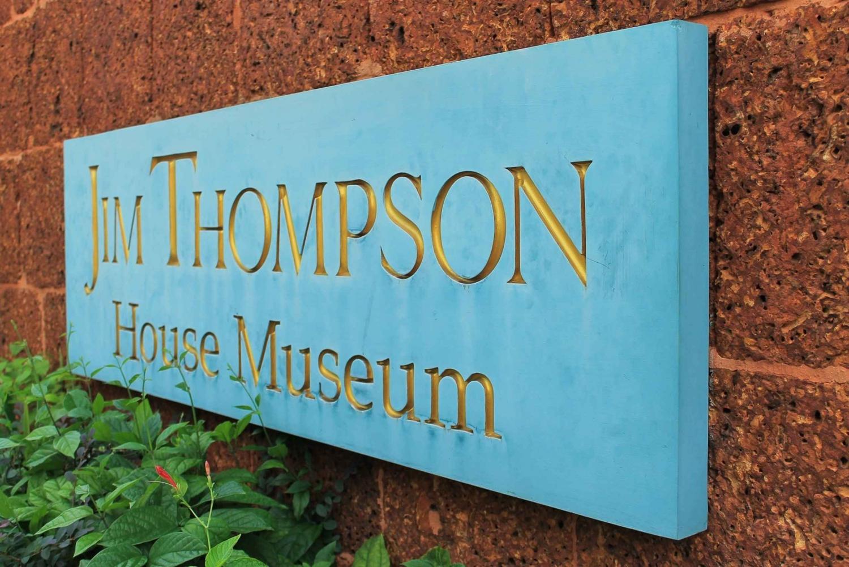 Jim Thompson House and Baan Krua Community Tour