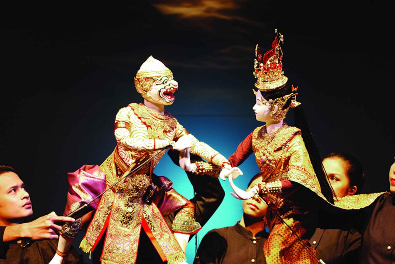 Joe Louis Thai Puppet Theatre Admission Ticket