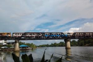 Kanchanaburi and Death Railway Private Tour from Bangkok