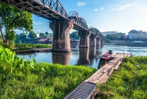 Kanchanaburi, River Kwai & Death Railway Tour