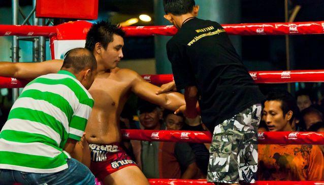 Khanomtom 62 Muay Thai Gym