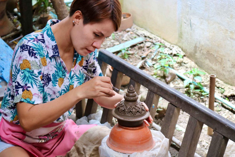 Koh Kret Island Handicraft Tour
