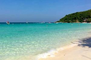 Koh Larn Island with Beach Activities From Pattaya & Bangkok