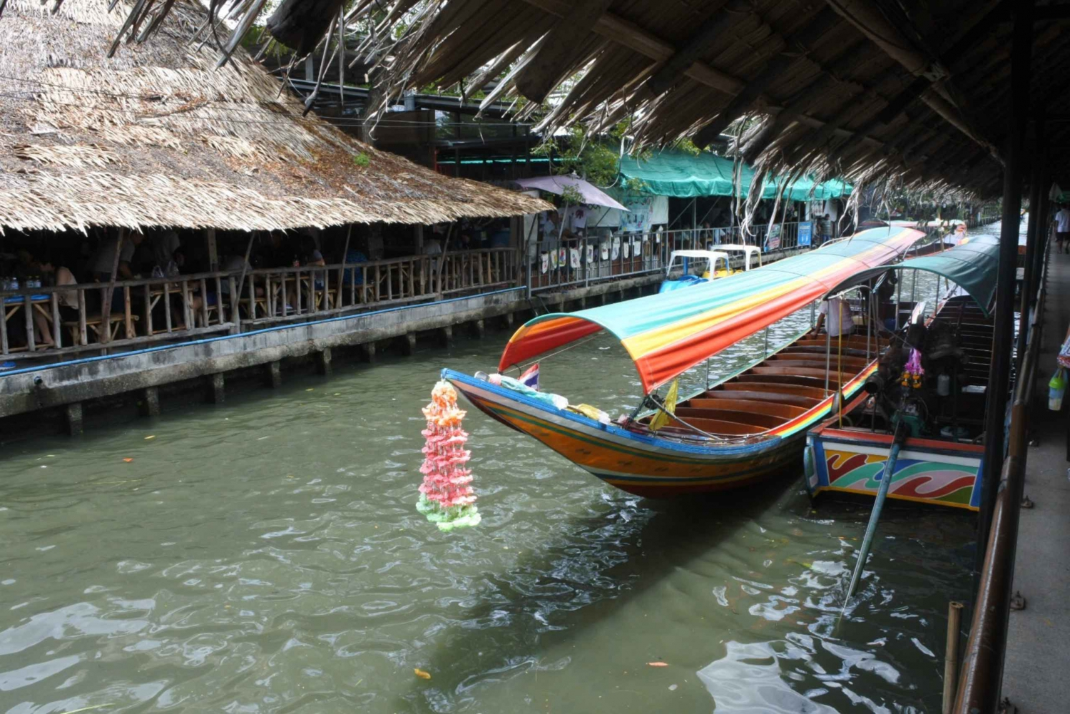 Local Weekend Markets: Khlong Lat Mayom & Chatuchak Tour
