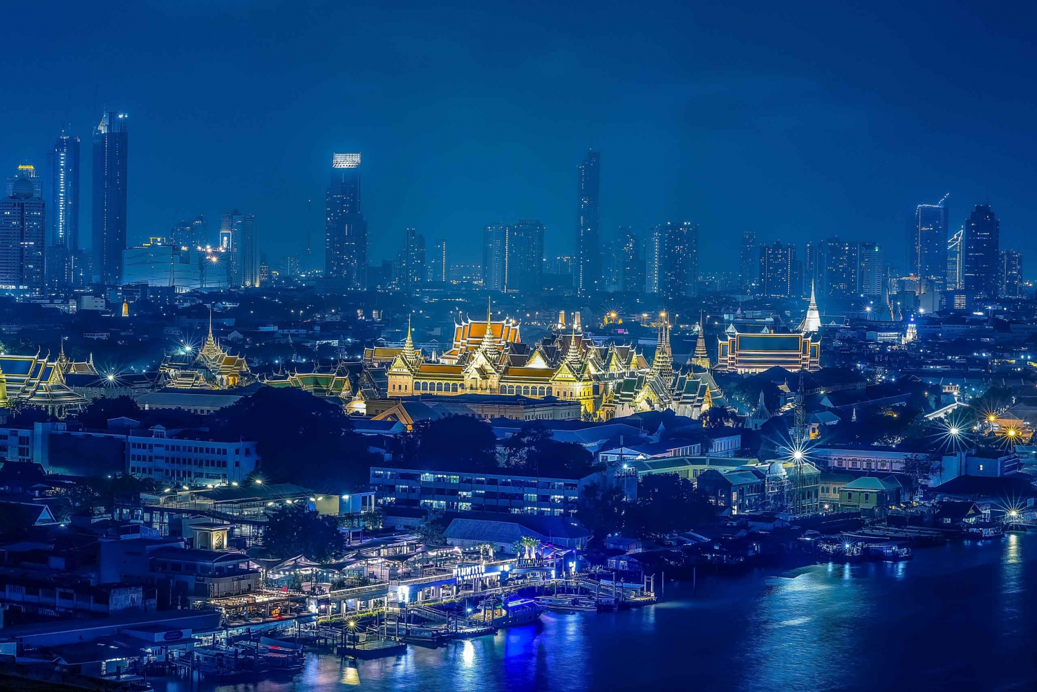 Magical Bangkok By Night - An Experience Like No Other