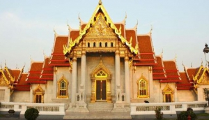 Marble Temple or Wat Benchamabophit