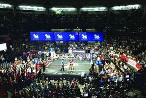 Muay Thai Rajadamnern Boxing Stadium - VIP Entrance Ticket
