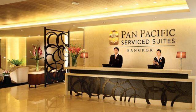 Pan Pacific Serviced Suites Bangkok