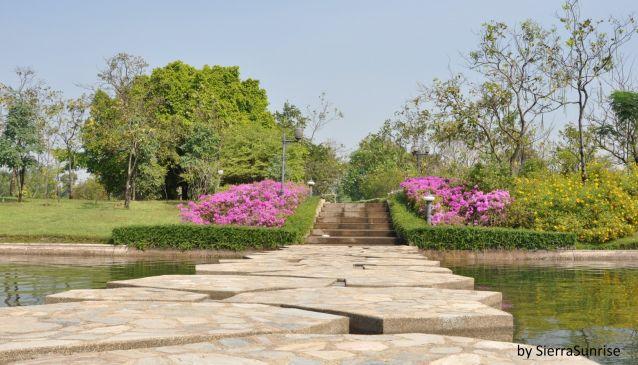 Queen Sirikrit Park