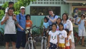 Recreation Bangkok Biking